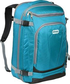 eBags TLS Mother Lode Weekender Convertible Tropical Turquoise - via eBags.com!
