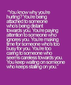 You Keep Waiting On Someone - Beautiful Love Quote