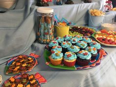 Party perfect Foods, Fish, Party, Desserts, Food Food, Tailgate Desserts, Food Items, Deserts, Pisces
