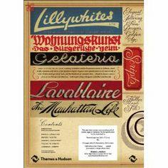 On my wishlist!   Scripts: Elegant Lettering from Design's Golden Age by Steven Heller & Louise Fili