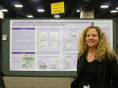 Debbie Silvera PhD, New York University.  IBC Research Foundation grant recipient
