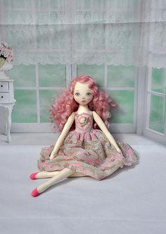 Textile doll decorative dollcollectible dolls  doll cotton