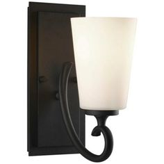 """Murray Feiss Peyton Collection 10"""" High Wall Sconce 