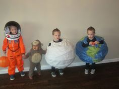 With enough papier mache you could make and explore the whole Solar System using this clever DIY planet costume technique.  sc 1 st  Pinterest & halloween | Halloween | Pinterest | Paper lanterns Clever and Planets