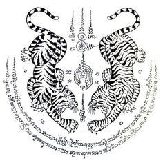 Risultati immagini per tigre tattoo