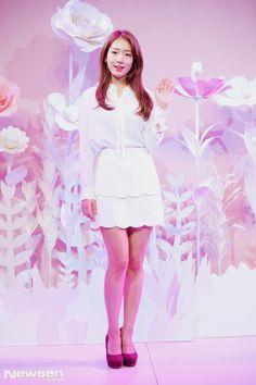 Park Shin Hye attending Mamonde Anniversary Event