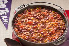 Pulled Pork Halftime Chili recipe