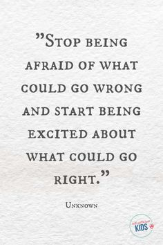 """""""Stop being afraid of what could go wrong and start being excited about what could go right."""" - Unknown These growth mindset quotes will inspire both you and your kids to work hard not give up and to view challenges and failures as opportunities. True Quotes, Great Quotes, Quotes To Live By, Motivational Quotes, Not Giving Up Quotes, Hard Working Quotes, Trying Hard Quotes, Quotes On Hard Work, Give Up Quotes"""
