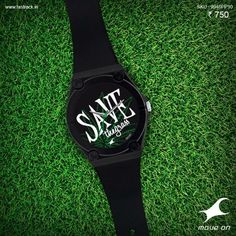 Keep off the grass!  #Fastrack #Tees #Lines #Black #Grass #Watch #Fashion #Design