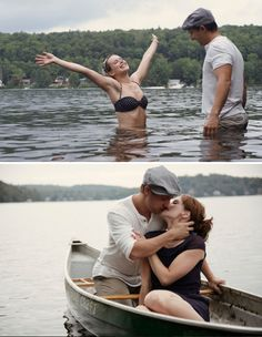 The Notebook inspired engagement shoot, because who doesn't love this romantic love story?