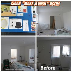 """Before in age and ideas for Issan. Making a dream come true for a Life limited Boy age 13  with a life limiting illness. Gets a dream room created by Anne at Sassy """"Make a Wish Foundation UK """""""
