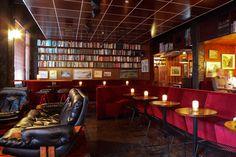 The Library Bar, Wellington