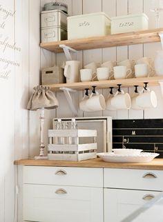 Schwedische landhausküche  Schwedische Landhausküche | Decorating | Pinterest | Kitchens ...