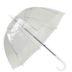 Transparent Umbrella Rain Women Parapluie Paraguas Children's Umbrella Parasol Male Umbrella Guarda Chuva Weeding Decoration #Affiliate