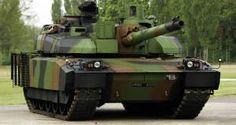 Tanque AMX-56 Leclerc terá vida útil estendida até 2040