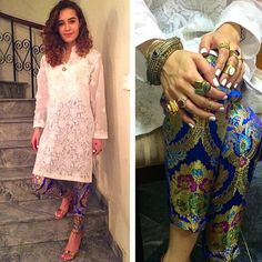 "Sunday Times on Instagram: ""We can't enough of #haiyabokhari @haiyab rings  She's wearing #alixeeshan @alixeeshantheaterstudio custom made trousers """