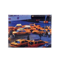 NYC Taxis Wallet