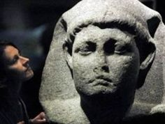 A joint team of Egyptian and Dominican Republic archeologists found a new head of Cleopatra in a temple near Alexandria in Egypt