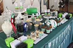 Soccer/Football Soccer/Football Party Party Ideas | Photo 6 of 13 | Catch My Party