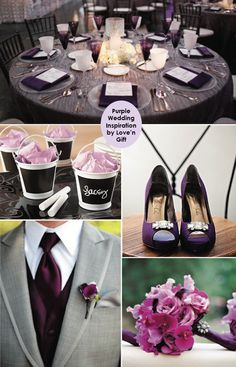 I think these will be our wedding colors. Not 100% yet we still have time but I think I love!