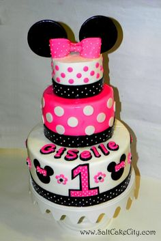 Minnie! Love it!
