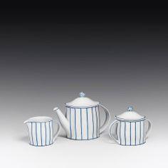 ** Josef Hoffmann Tea set.