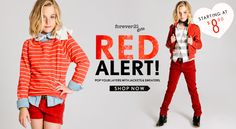 Forever 21 Girls! I love how their outfits layer so well on my tween! An 11 yr old wants the fresh look! While I'm looking for the coverage....Great Job Forever 21 GIRLS!