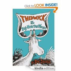 Amazon.com: Thidwick the Big-Hearted Moose