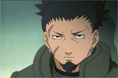 Sikuka,Sikamaru's father