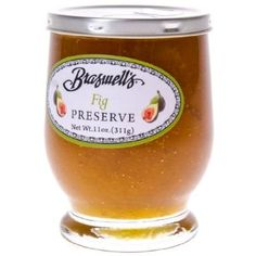 Give your morning toast a farm-fresh twist with Braswell's Fig Preserves, made just like Grandma used to do