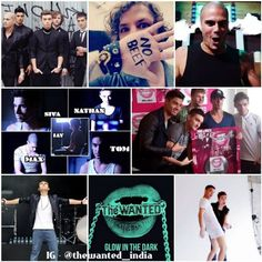 The Wanted - Glow in the Dark - Word of Mouth (album) - 23rd March 2014 (EP) - 28th March 2014 (Music Video)   Instagram Link: http://instagram.com/p/qULTLpkXvX/?modal=true   Official Music Video Link: http://www.youtube.com/watch?v=YftndEBDJvo
