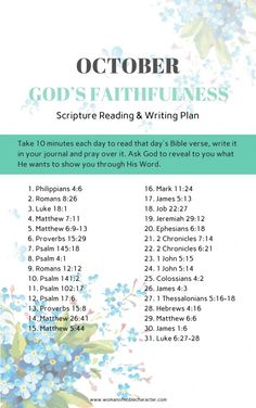 These Bible reading plans are a great way to get into God's Word everyday. Each reading plan focuses on a topic that can help further your growth in Christ. Bible Study Plans, Bible Study Notebook, Bible Plan, Bible Study Tips, Bible Study Journal, Bible Lessons, Daily Bible Reading Plan, Scripture Reading, Scripture Study
