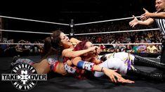 Bayley vs. Sasha Banks - NXT Women's Championship: NXT Takeover: Brookly...
