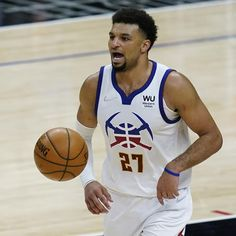 Report: Nuggets' Jamal Murray to Have MRI on Knee Injury Suffered vs. Warriors | Bleacher Report | Latest News, Videos and Highlights Zach Lavine, Donovan Mitchell, Buddy Love, Nba Season, Knee Injury, Best Player, Golden State Warriors, Espn, Sports News