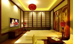 Japanese Bedroom Decor Ideas, Nice bedroom Design Ideas