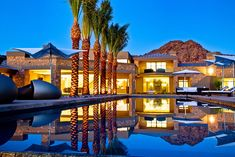 Ironwood Estate in Paradise Valley, Arizona by Kendle Design Collaborative | Homes Design