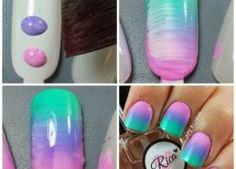 amazing-colorful-nails-painting-tutorial