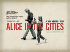 Alicia en las ciudades de Win Wender - 1974. Road movie.