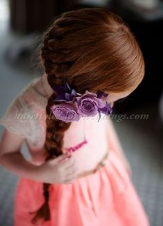 Wedding in a Wheelchair: A Disabled Brides Wedding - Modern Lilac Wedding, Wedding Beauty, Wedding Bride, Wedding Blog, Wedding Ideas, Wedding Dresses, Flower Girl Hairstyles, Braided Hairstyles, Wedding Hairstyles