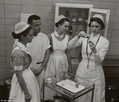 Bellevue Hospital was known for its pioneering techniques and producing some of the finest doctors and nurses in America with its training