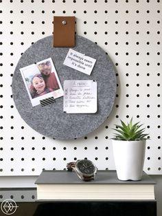 DIY - Pinboard au masculin (father's day gift DIY)   AVDD   Chloé Comte