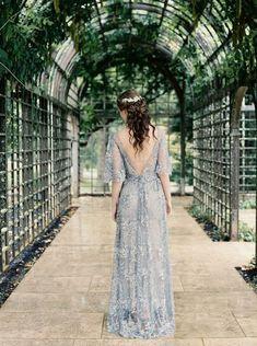 17e28795aa41 Синие Свадебные Платья, Блестящая Свадьба, Цветные Свадебные Платья,  Свадебные Цвета, Свадебное Вдохновение