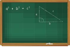 Pythagorean theorem mathematics geometry right angle right triangle Math Skills, Math Lessons, Online Math Courses, Mathematics Geometry, Pythagorean Theorem, Fun Math Games, Quotes For Students, Math Teacher, Teaching Math