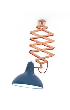 Diana Suspension Industrial Lamp| DelightFULL