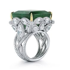 Takat ! Emerald ring