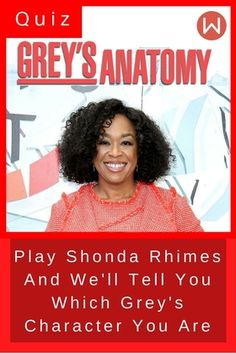 Come take this fun (and awful) Grey's Anatomy personality quiz where YOU get to be Shonda Rhimes! Who would you kill off Grey's? Greys Anatomy Quiz, Greys Anatomy personality quiz, Grey's Fans, Meredith Grey, Cristina Yang, Alex Karev, Derek Shepherd.