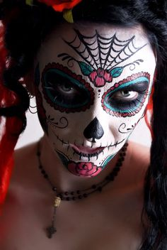 Day of the Dead Costume for Halloween | | Costumes