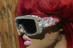 Tabitha  sunnies by GlamourPussXoXo on Etsy