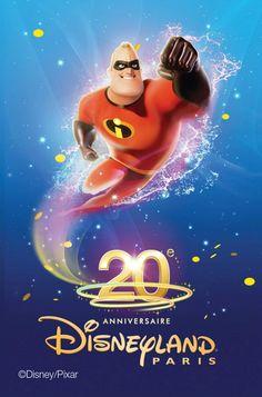 Indestructible - Disneyland 20ans