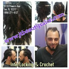 Featured client:  Joe, from Italy. Service:  #Shampoo with #JTBSLocShampoo, used #JTBSLocConditioning, #JTBSLocMoisture to #Interlock, #Crochet, #Palmroll, & #ToolWrap, followed with 4 #Casmas #Braids.  JTBS Inc. 6133 Powers Ave Jax, FL 32217 (904) 271-9127 www.jtbeautysalon.com  Fall KickOff... Now thru Oct. 1st 11:59 pm Only!!!  Take 25% Off JTBS NaturaLoc System® ($99 Value).  Includes Natural Products, Flyer w/ Instructions, plus tools!!!   Take 25% Off JTBS NaturaLoc Princess Hair®…